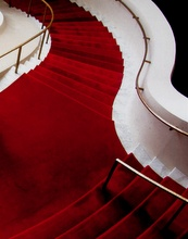 Staircase At The Metropolitan Opera