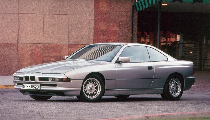 BMW 850i Bmw, Bmw alpina, Bmw v12
