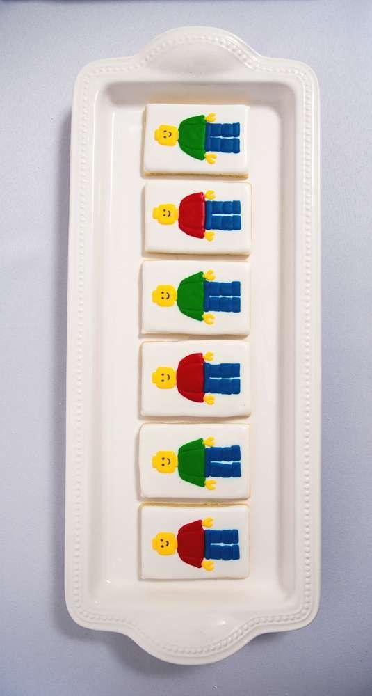 Idee Lego festa di compleanno | Foto 1 di 116 | Cattura My Party