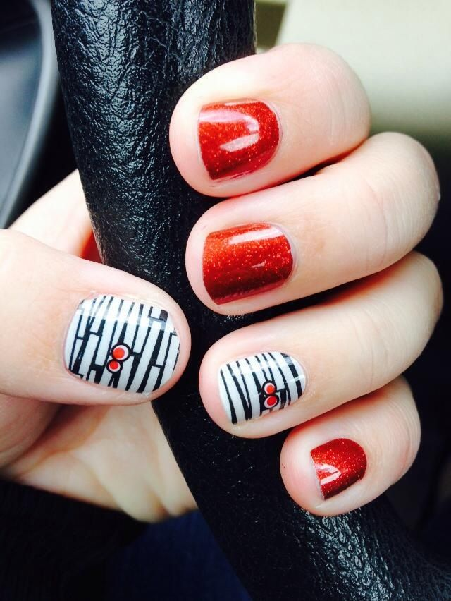 jamberry nail wraps diy nails nail art halloween
