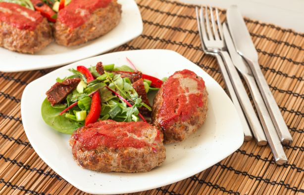 Awesome and Healthy Meatloaf