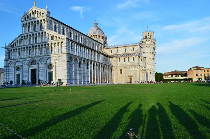Square of miracles #Pisa #Italy