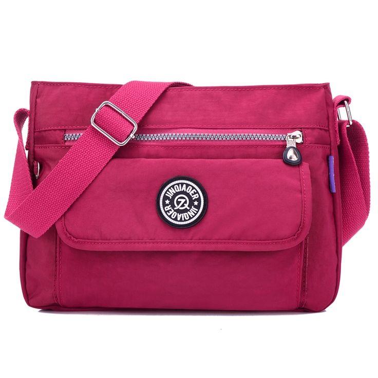 13.81$ Watch now - <b>JINQIAOER Women Messenger</b> Bags ...