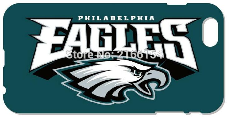 Philadelphia Eagles cover iphone X,5S,SE 5C,, 6S,7,8 Plus and Many More
