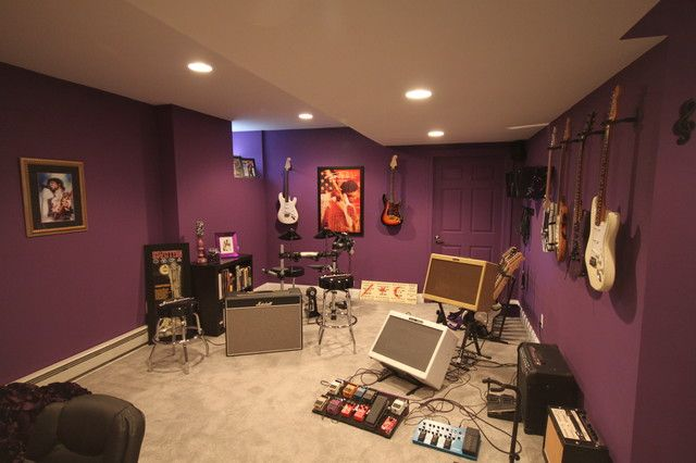 awesome 15 Home Music Rooms and Studios