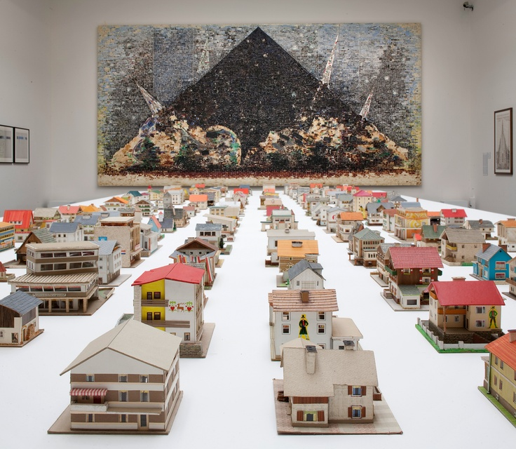 The 387 Houses Of Peter Fritz At The 2013 Venice Biennale