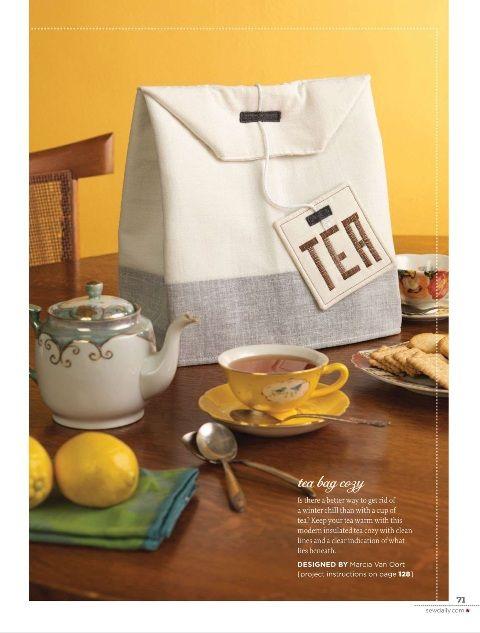 Teapot cover