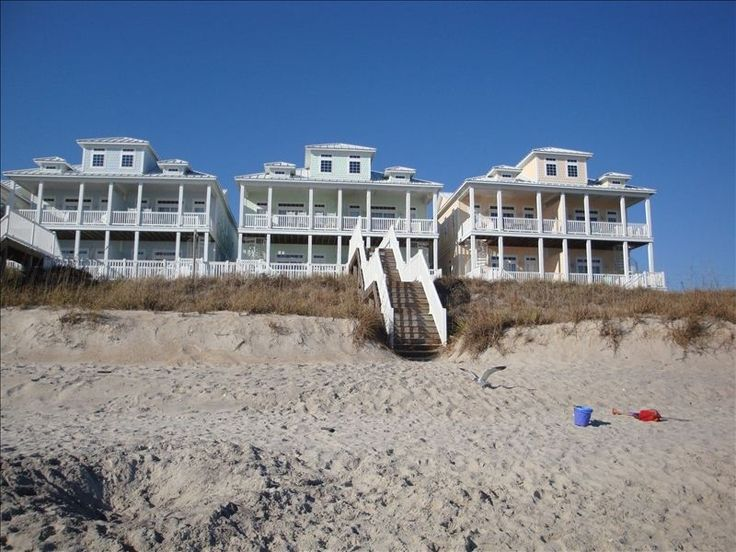 Our family summer vacation rental in Surf City (Topsail
