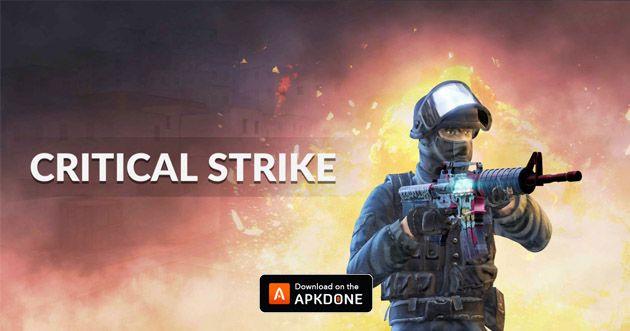 Critical Strike Mod Apk 9 23 Download Unlimited Bullets For