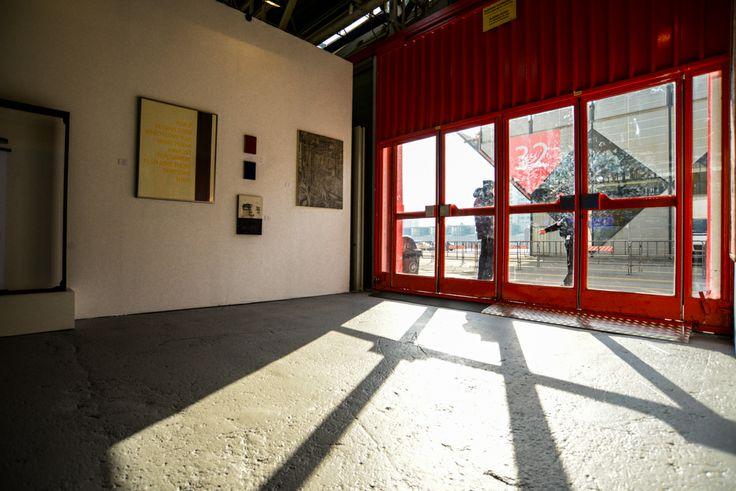 SetUp ArteFiera Bologna #findingbologna