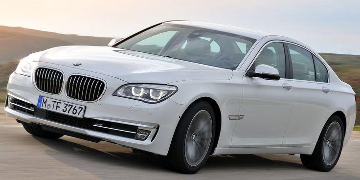 BMW 7 Series  - RoadandTrack.com