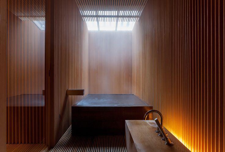 Fujiya Ginzan - Jonathan Savoie > Architecture