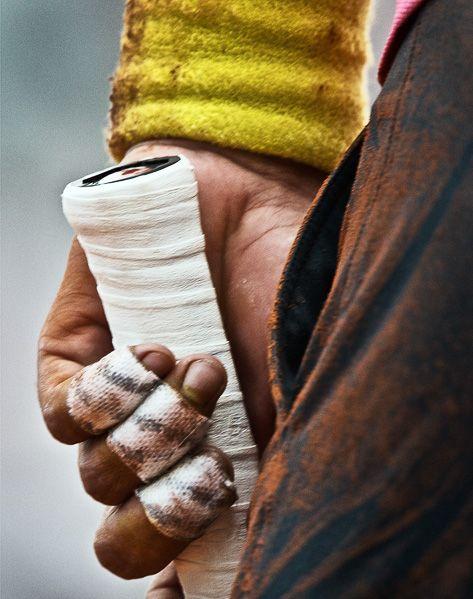 Fotaza del gran Rafa Nadal. Hoy el mallorquín Nadal ha vencido a Isner y se mete en cuartos en Montecarlo - by Giampaolo Vimercati