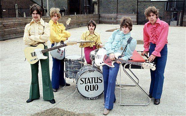 Status Quo, 1968