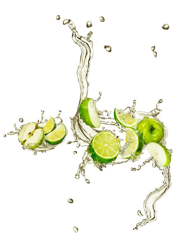 Fruit Likes Water on Behance