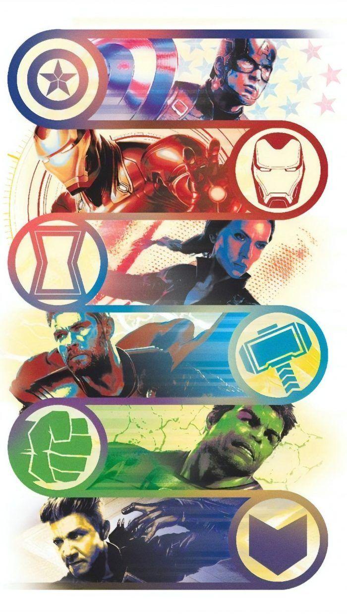 Avengers Endgame Wallpaper iPhone