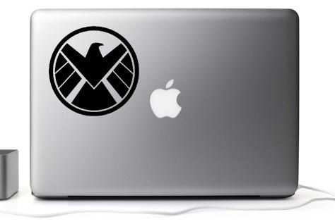 Agents of Shield decal sticker for car, truck, laptop in ANY COLOR die cut vinyl