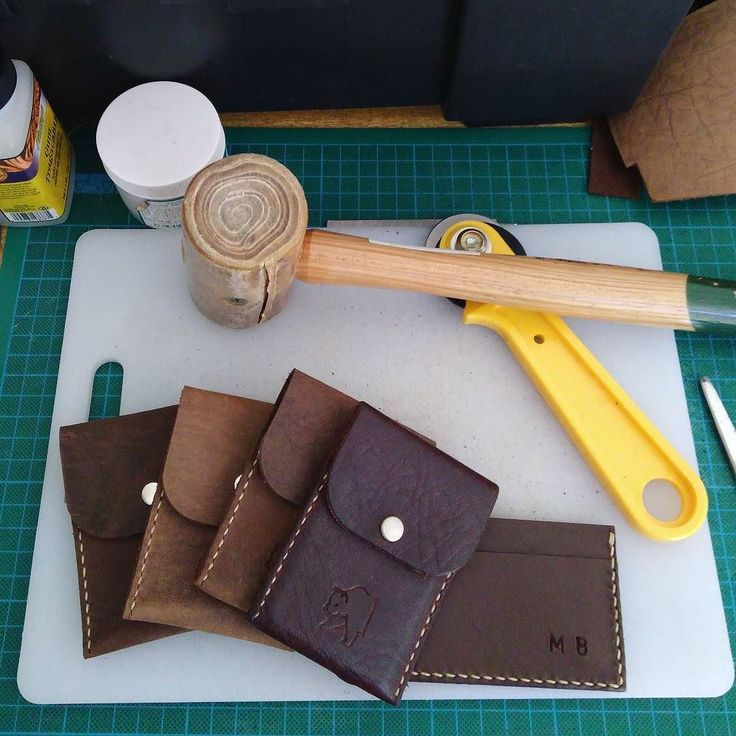 Merry Christmas! #handmade #handstitched #leathergoods #leathercraft #vikingleather