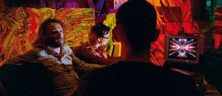 Enter The Void (2010) film de Gaspard Noé avec Nathaniel Brown, Pia de la Huerta, ...