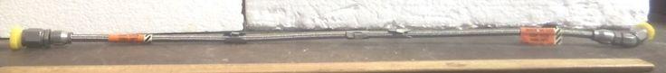 Aeroquip Braided Stainless Steel Nonmetallic Hose Ay - P/N: AE1008477B0197 (NOS) #Aeroquip