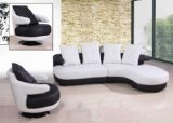 3pc Contemporary Modern Sectional Leather Sofa #BM-3196