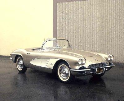 '61 Corvette
