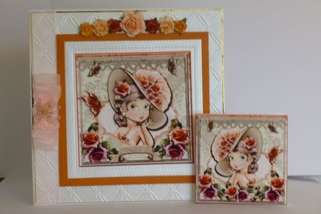 Mini Kit  Lovely Lady   14  For lots of occasions on Craftsuprint - View Now!