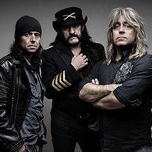 Motörhead & Special Guest: Anthrax - Berlin - 05.12.2012