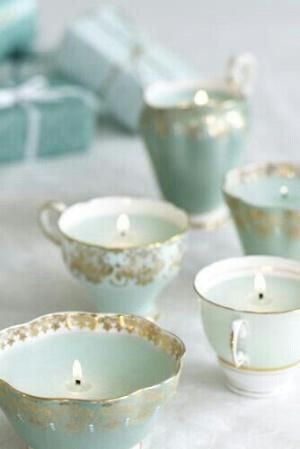 Light blue or mint green with gold and pink color theme? by FutureEdge