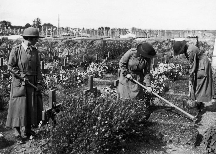 How did WW1 change the nature of welfare in 1917?