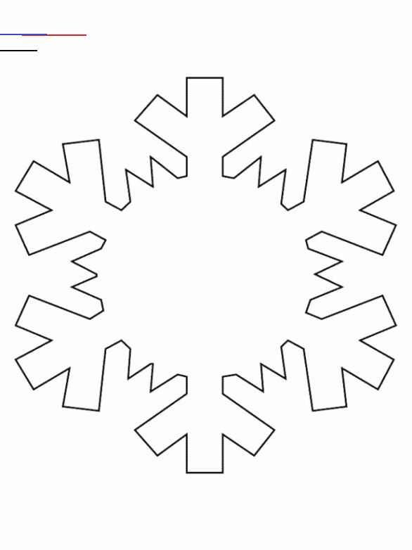 Die Besten Ideen Fur Malvorlagen Schneeflocken Beste Wohnkultur Bastelideen Colori Snowflake Coloring Pages Printable Snowflake Template Snowflake Template