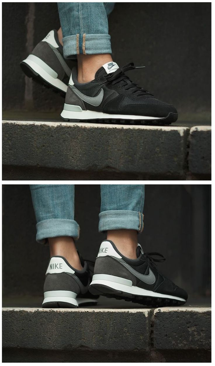 Nike wmns Internationalist 'Cool Grey'
