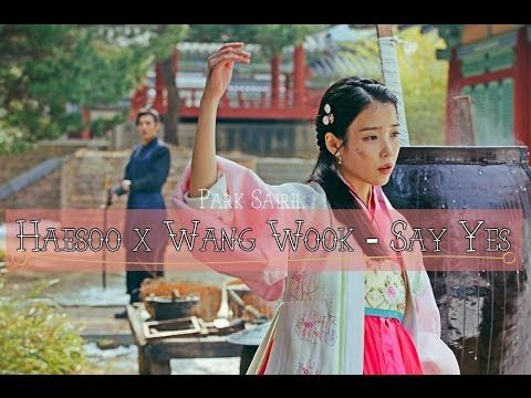 Hae Soo x Wang Wook (달의 연인 - 보보경심 려) Loco & Punch-Say Yes - YouTube