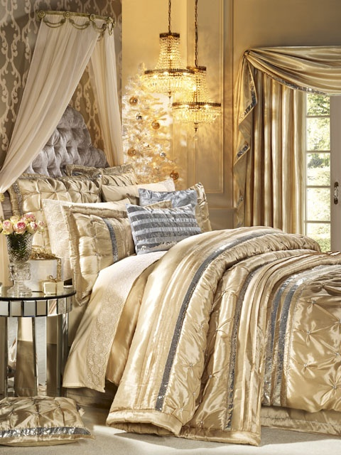 HomeChoice Solitaire Bedding