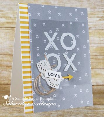 Debbie's Designs: Paper Pumpkin for December 2016 Is Here! I have an alternative project and a FREE direction sheet to print! Sign up by January 10, 2017 to receive the January box. Visit my blog. Debbie Henderson