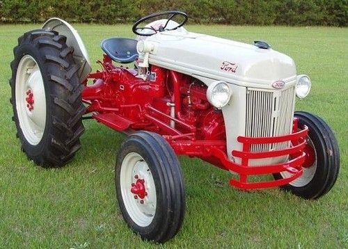 1948 Ford 9n Tractor : Click on image to download ford n tractor service