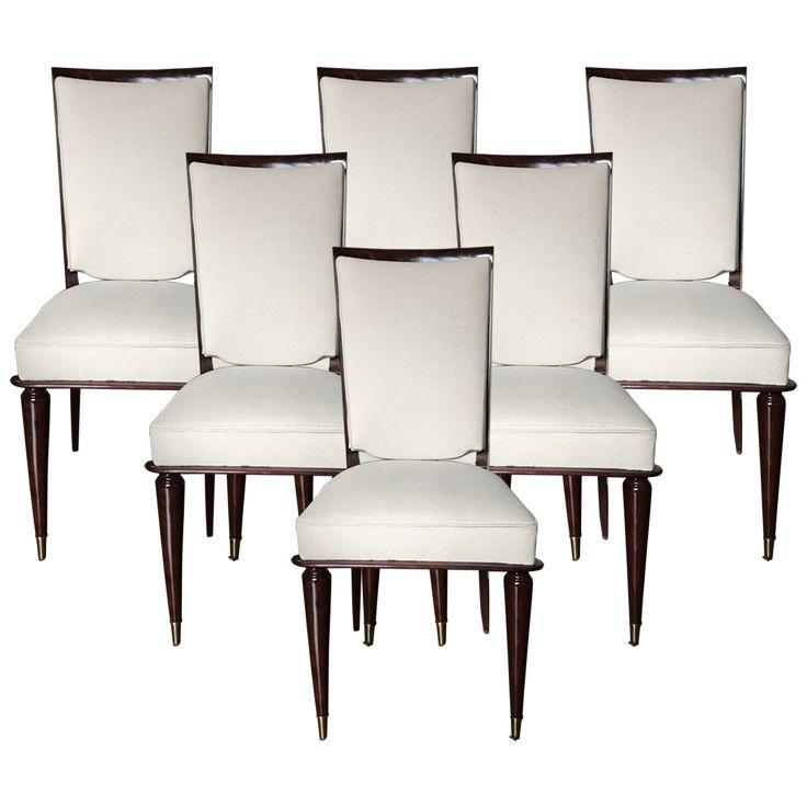 Die besten 25+ Oak dining chairs Ideen auf Pinterest Eichen - esszimmer 1930