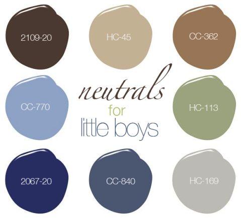 little boys for neutrals