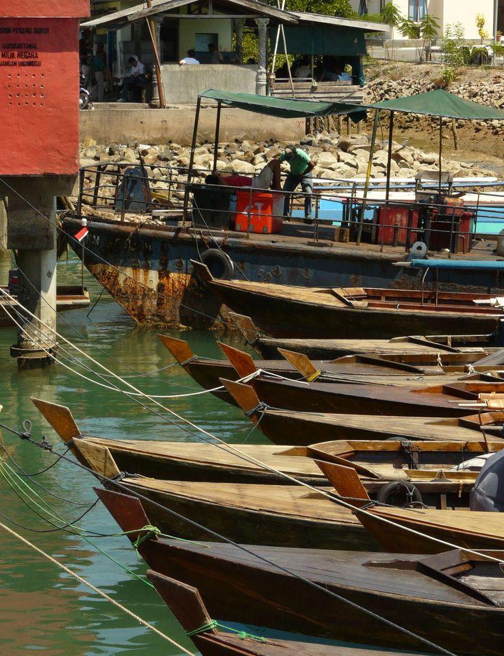 Batam   BATAM, INDONESIA – rolling down to Riau