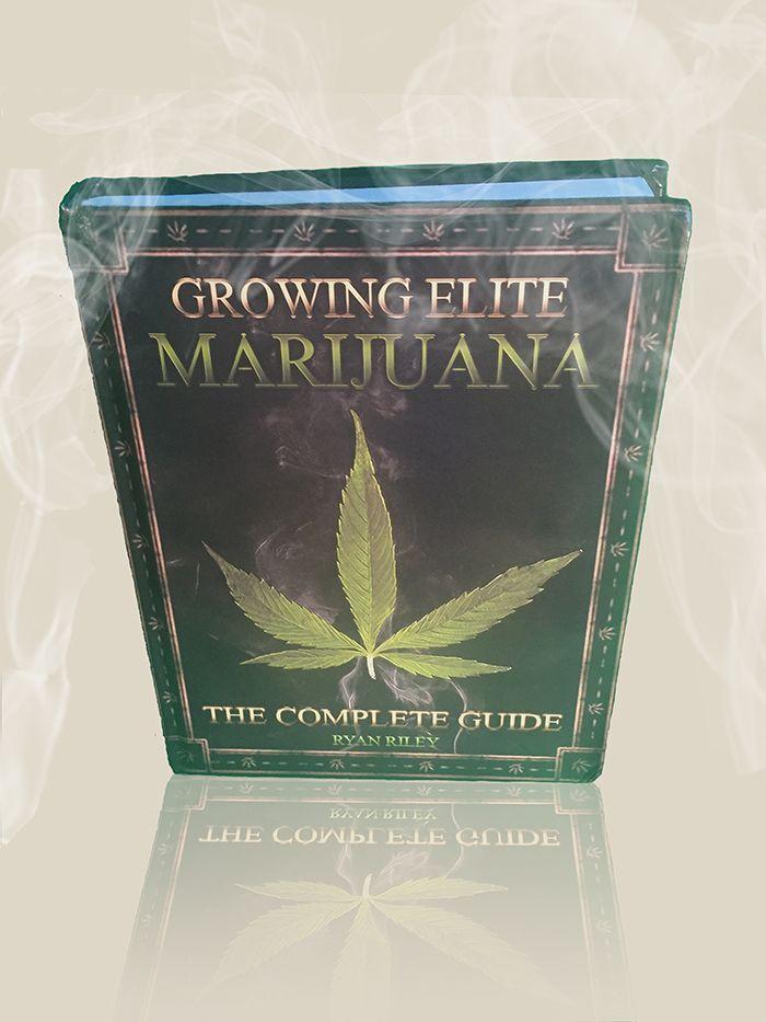 RYAN RILEY'S Bud Bible MIDNIGHT MADNESS SALE - Growing Elite Marijuana - Grow Your Own Amazing Frosty Sticky Buds