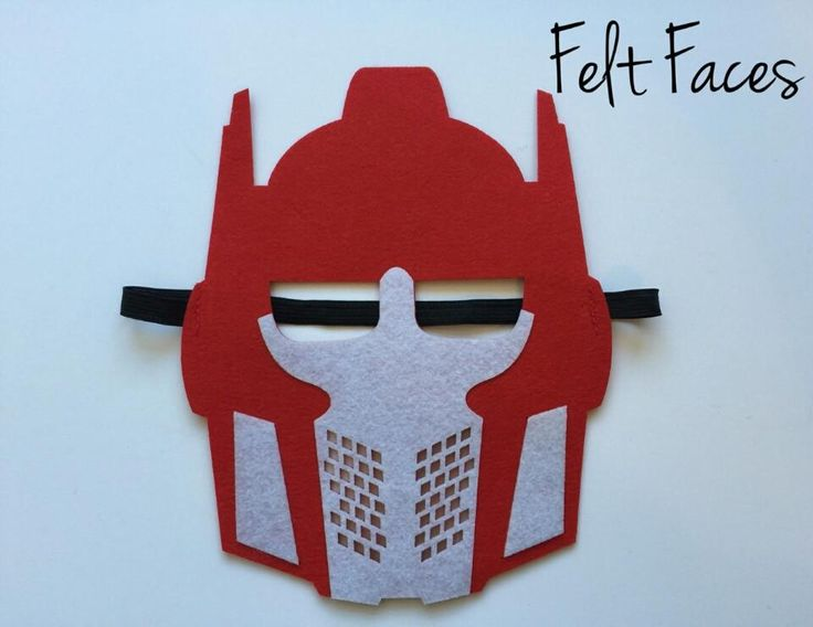 Transformers Party Masks, Transformers Party Favors, Transformers Party Supplies