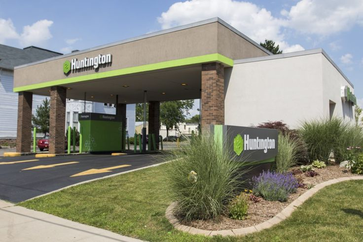 Huntington bank branch in downtown greenville to close