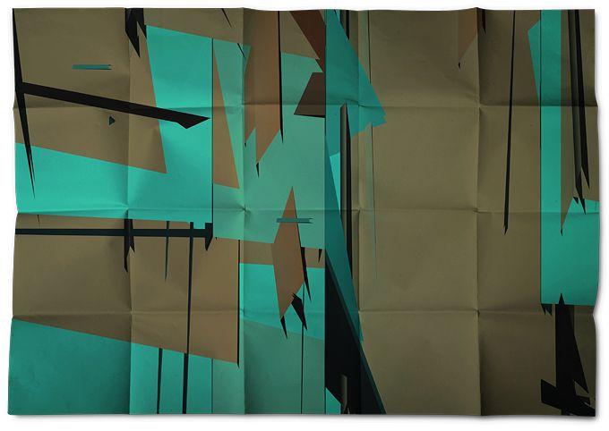 Atelier Olschinsky : 'Minimal' (PosterSeries): Atelier Olschinsky, Poster Series, Minimal Art, Essential Art, Minimal Poster, Geometric Design