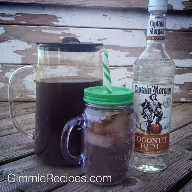 Coconut Long Island Tea Recipe {Adult Drink}