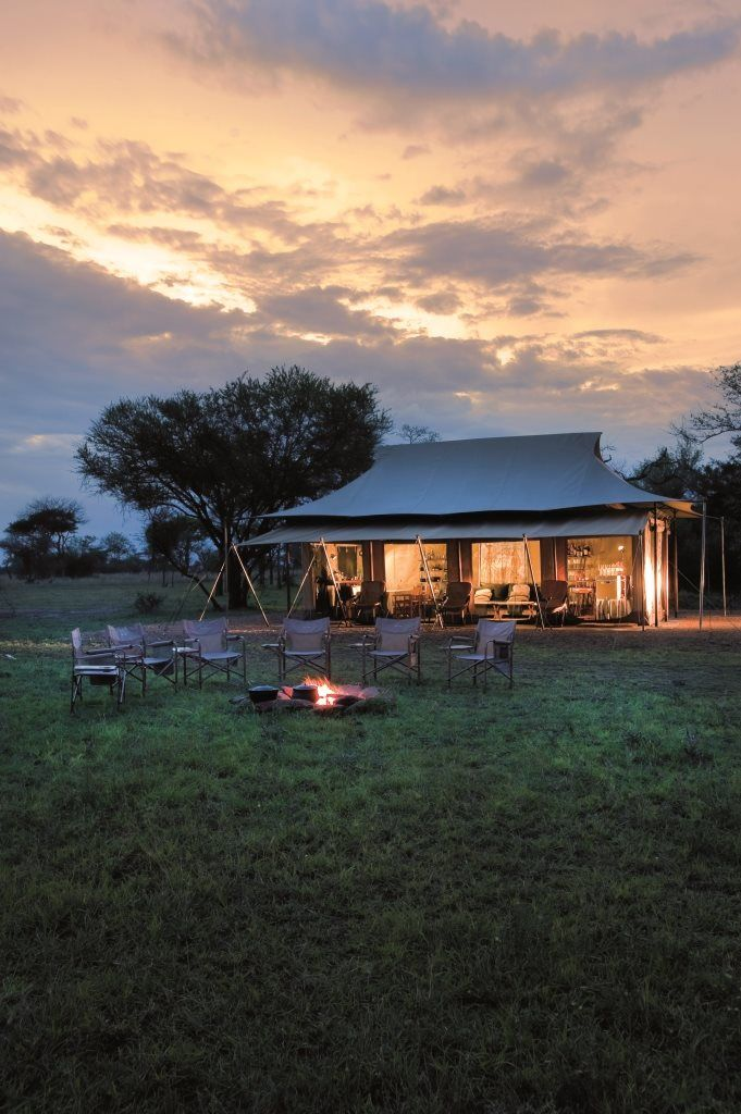 All setup and ready for another perfect night under the starry African sky at Singita Explore. #ourSingita