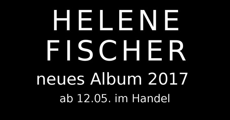 Das neue Album von Helene Fischer wird am 12.05. veröffentlicht. Aber bereits seit gestern haben die Musikfreunde die Möglichkeit den Longplayer bei Amazon und anderen Onlin-Händlernvorzubestellen. Trotz langer Wartezeit bis man das Ding endlich zu Hause hat haben viele Menschen diese Möglichkeit bereits genutzt. Die neue Helene Fischer CD ist bei Amazon auf Platz 1 …