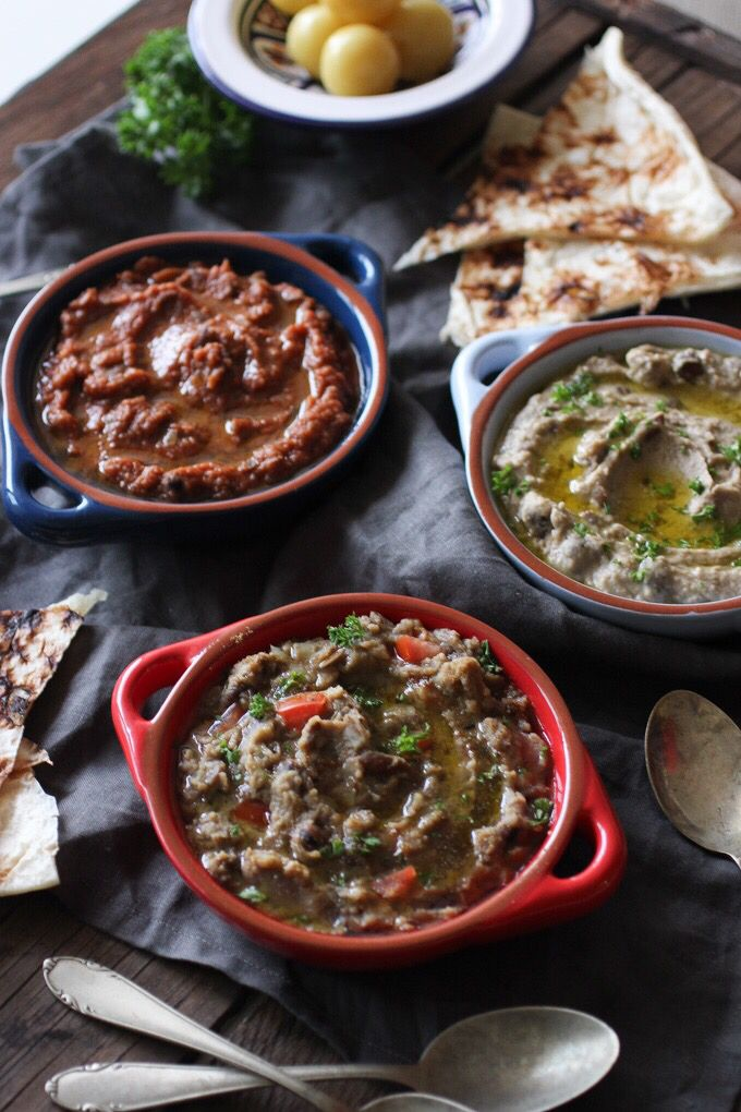 Fuul: Traditional Egyptian Fava Bean Stew. Delicious, healthy & SO customizable!