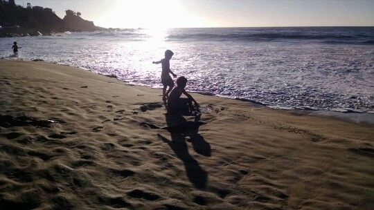 Playa grande quintay