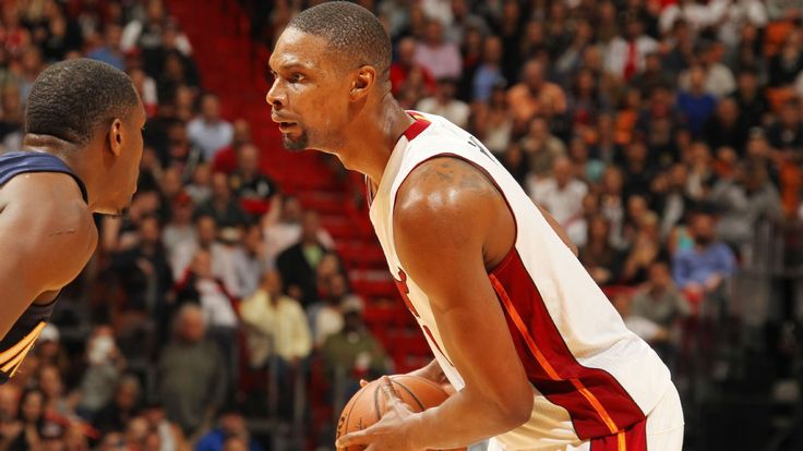 Chris Bosh declared out for remainder of Heat postseason