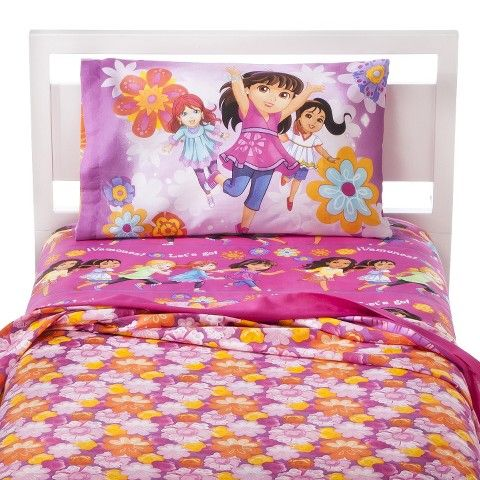 17 Best Images About Dora Kinder Quilts On Pinterest